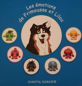 Livre Les Émotions de Frimousse et Lilou